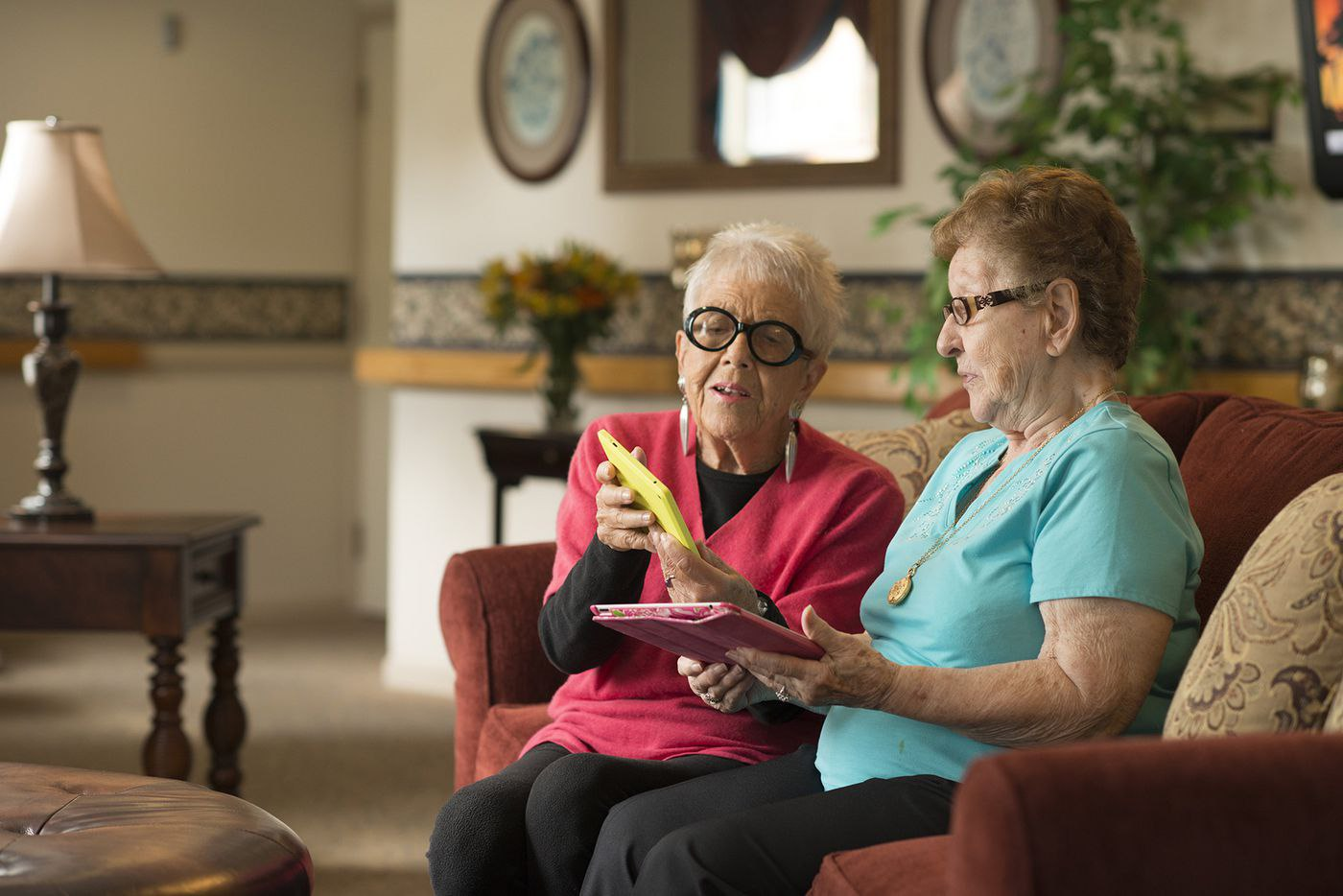 long distance care for aging loved one