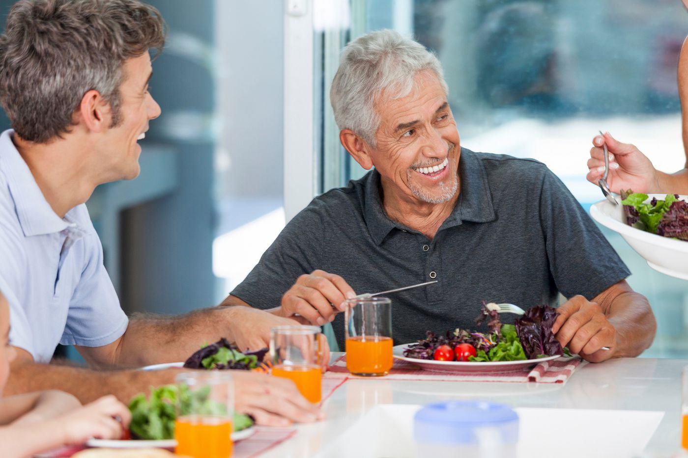 healthy weight in seniors