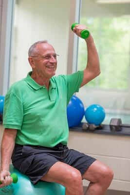 Lifelong Fitness   Lifting Weights