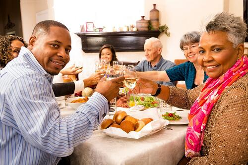 maintaining a healthy weight in older adults