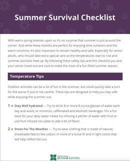 Senior-Summer-Survival-Checklist