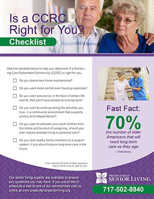 Is a CCRC Right for You?