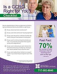 CCRC Checklist