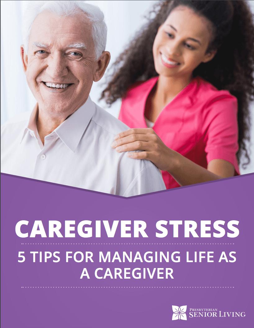 Manging Life as a Caregiver