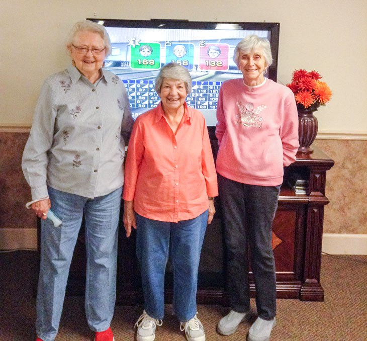 Active Aging Week- St. Andrew's Village