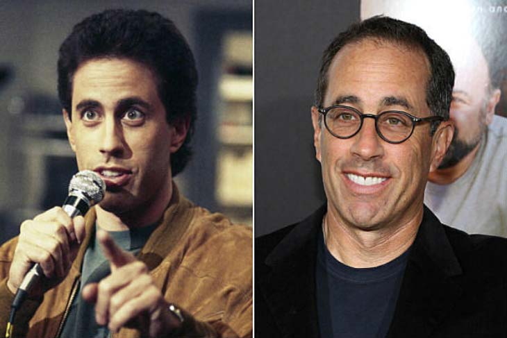 Jerry-Seinfeld- Celebrities Turning 65 in 2019