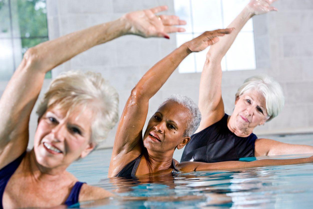 Active Senior pool