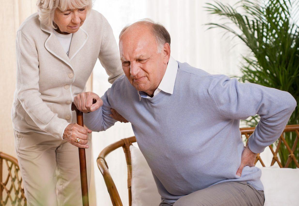 Inactive senior pain