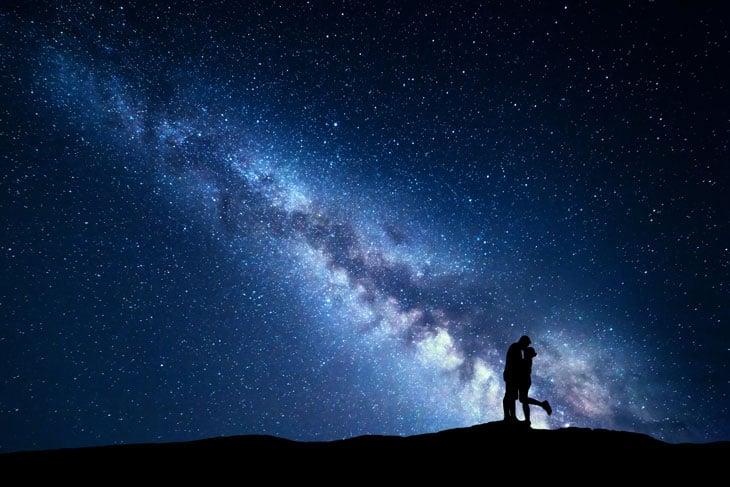 Stargazing-couple