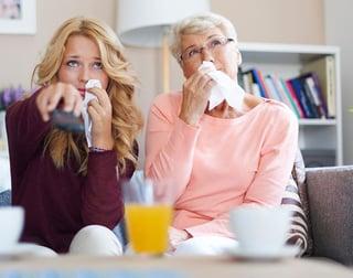 Teen activities grandparent