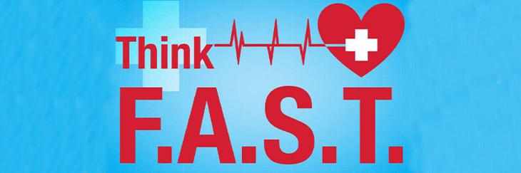 Think Fast Stroke Blog Banner
