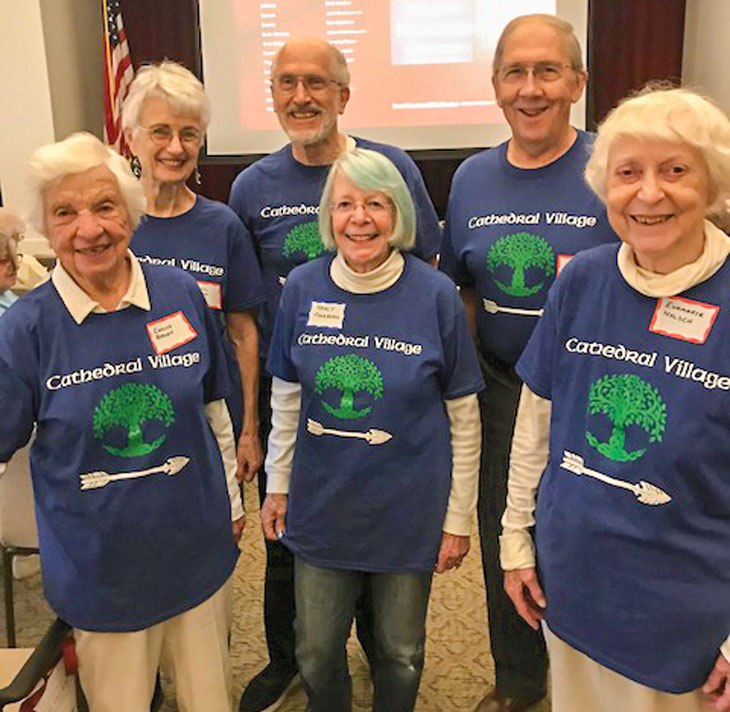 Active Aging Week- Cathedral Village
