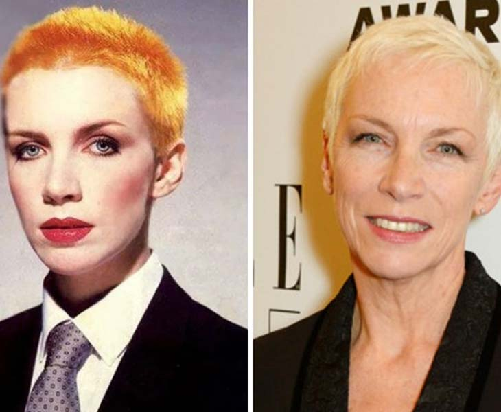 annie-lennox- Celebrities Turning 65 in 2019