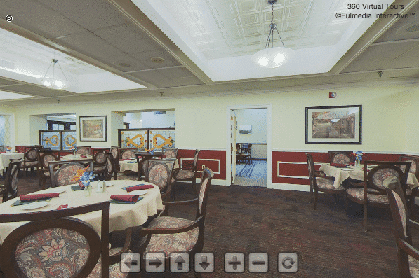 Dining Room  | Glen Meadows Virtual Tour