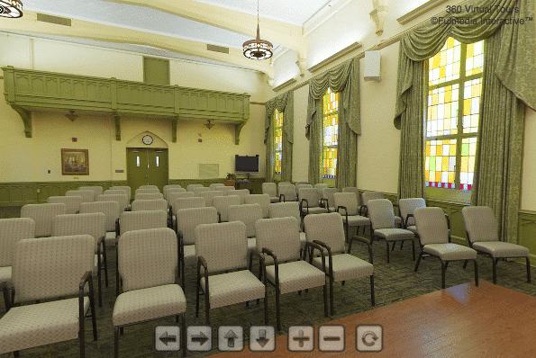 Great Hall  | Glen Meadows Virtual Tour