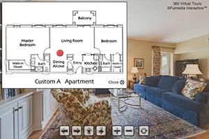 Custom Apartment