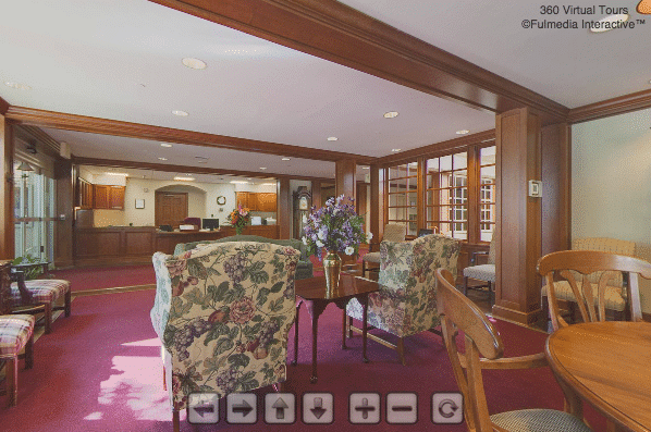 Manor House Community Center | Glen Meadows Virtual Tour
