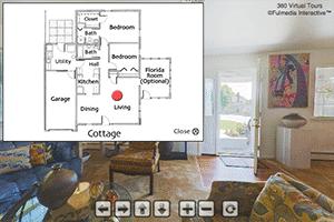 Cottage Virtual Tour | Presbyterian Village at Hollidaysburg