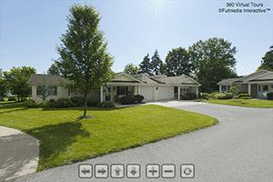 Cottage Circle Virtual Tour | Presbyterian Village at Hollidaysburg