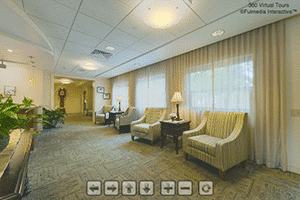 Health Center Virtual Tour | Presbyterian Village at Hollidaysburg
