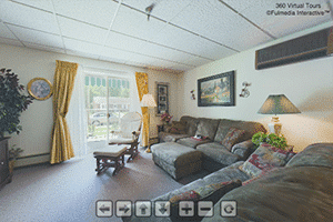 Personal Care Apartment Virtual Tour | Presbyterian Village at Hollidaysburg