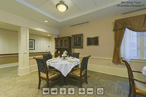 Personal Care Dining Virtual Tour | Presbyterian Village at Hollidaysburg