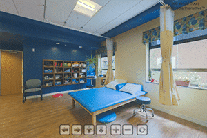 Therapy Gym Virtual Tour | Presbyterian Village at Hollidaysburg