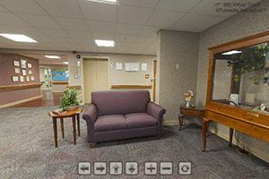 Colestock Lobby Virtual Tour