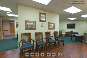 The Quincy Room at Colestock Virtual Tour