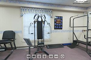 Fitness Center Virtual Tour in Waynesboro, PA