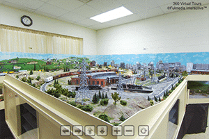 Model Railroad Virtual Tour
