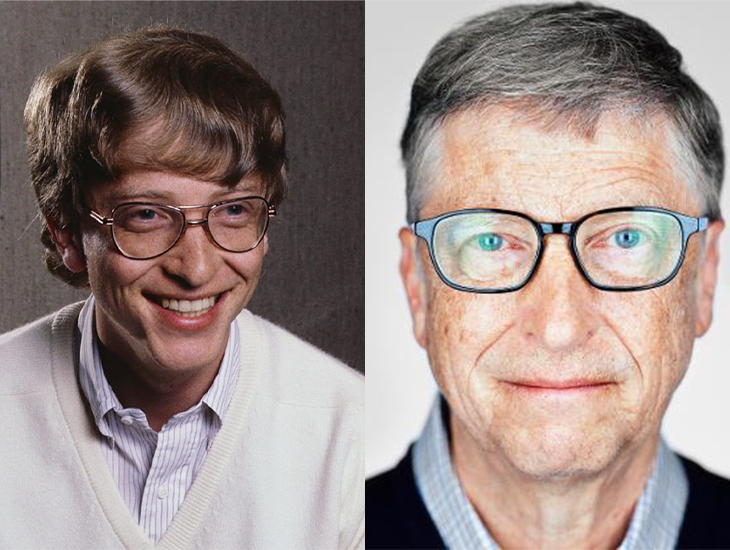 Bill Gates- Celebrities Turning 65 in 2020