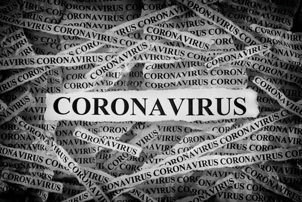 Coronavirus-newspaper-strips