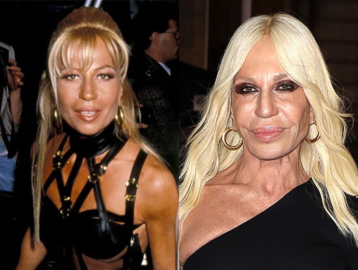 Donatella Versace- Celebrities turning 65 in 2020