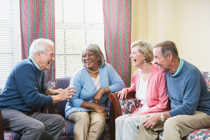 Senior Living in Baltimore MD