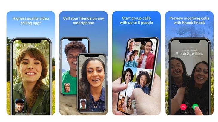 best-apps-for-seniors-google-duo