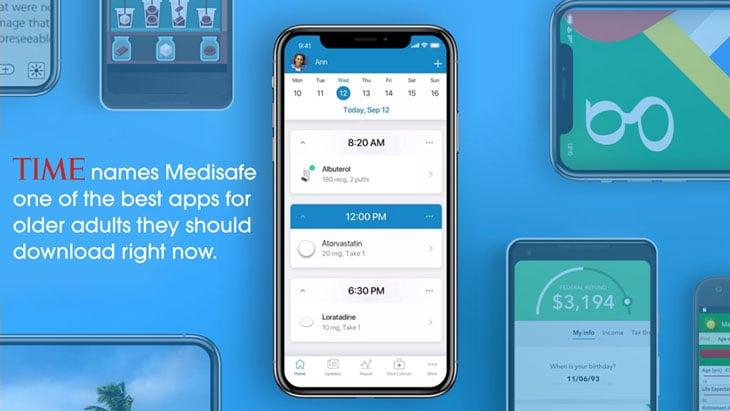 best-apps-for-seniors-medisafe
