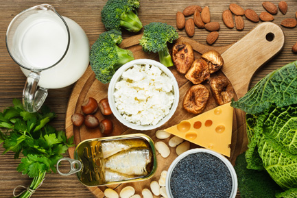 senior-dental-health-calcium-rich-foods