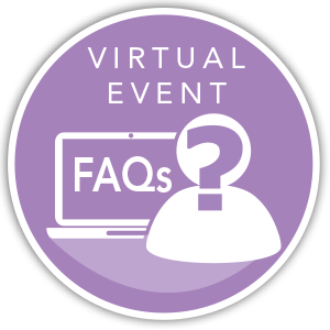 Virtual Event FAQ