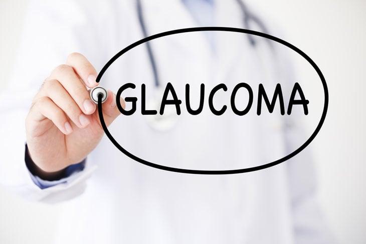 glaucoma-concept
