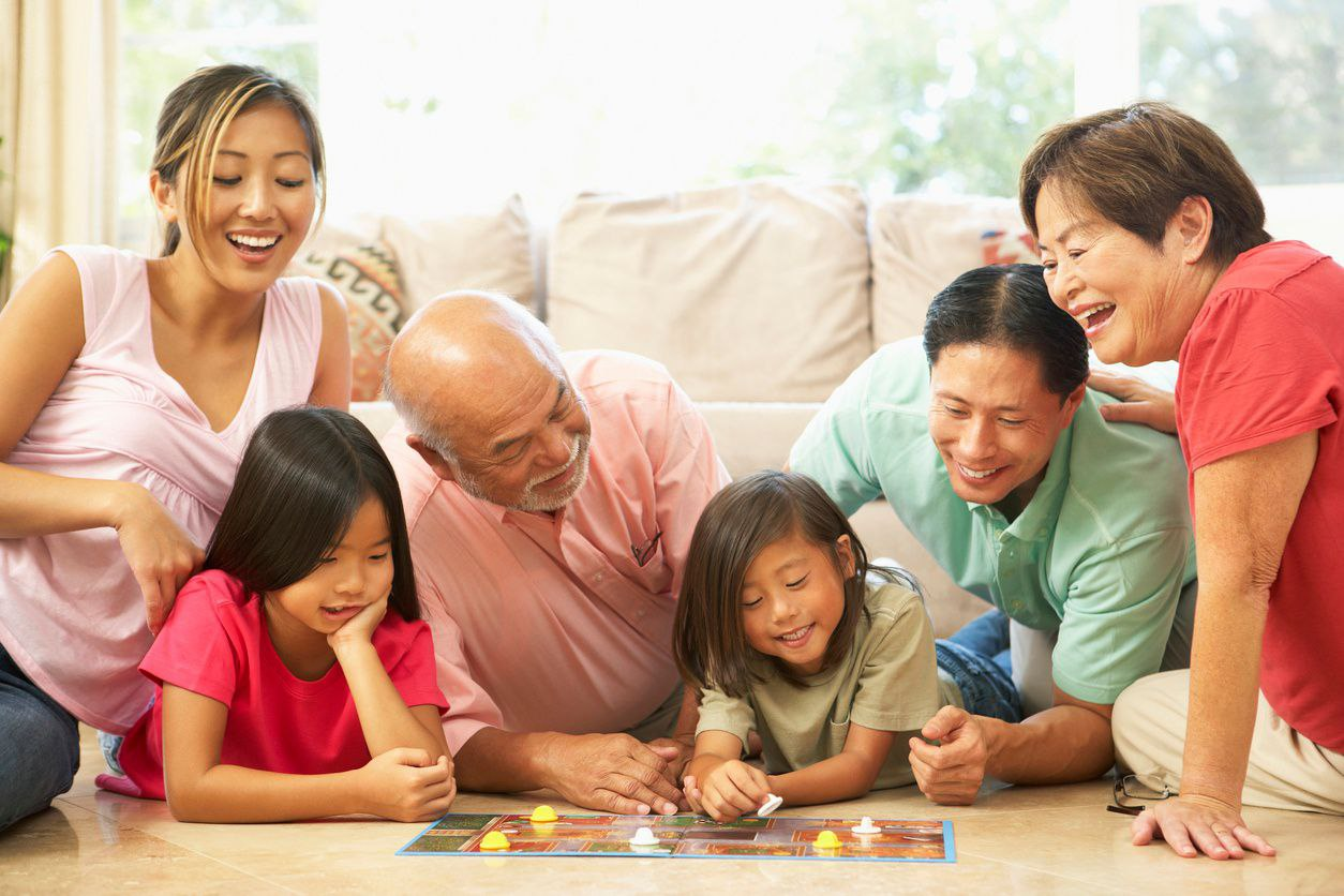 Games with grandkids