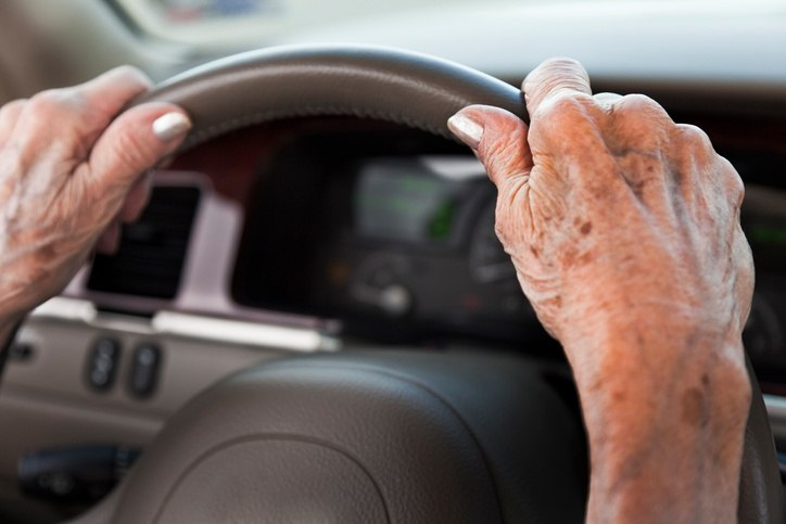 elder loved one driving