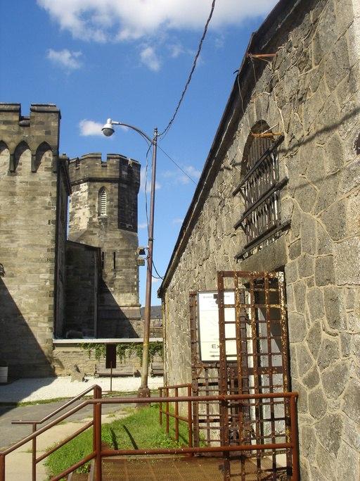 Fun Senior Activities in Philadelphia -Eastern State Penitentiary 2
