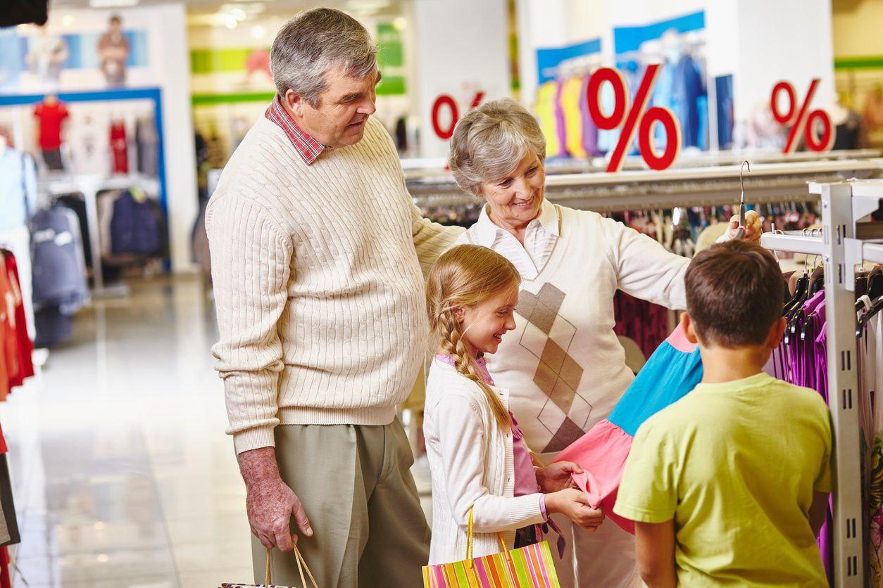 Grandchildren activities