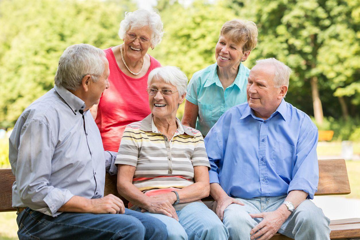 Great senior living community