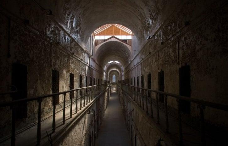 Fun Senior Activities in Philadelphia -Eastern State Penitentiary
