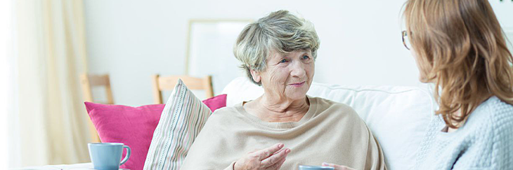 senior care discussion blog banner