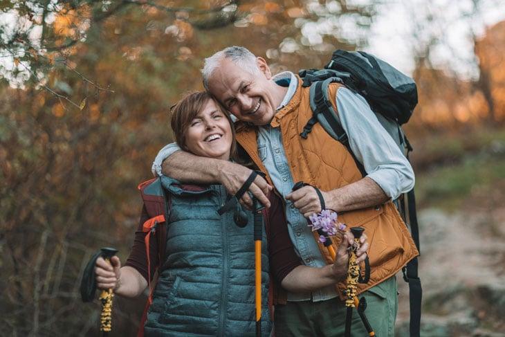 senior-couple-hike