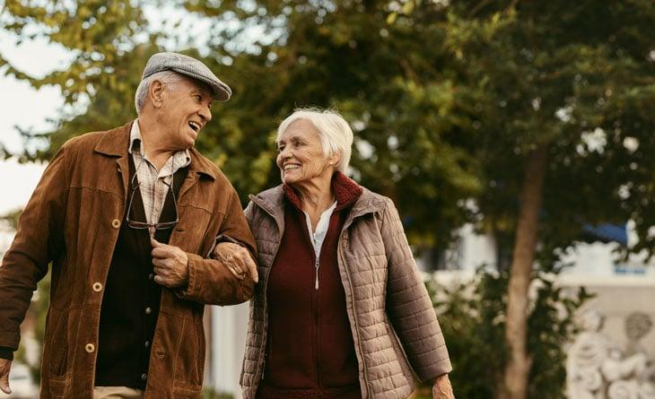 senior-man-and-woman-walking
