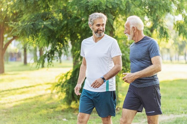 senior-men-walking-outdoors